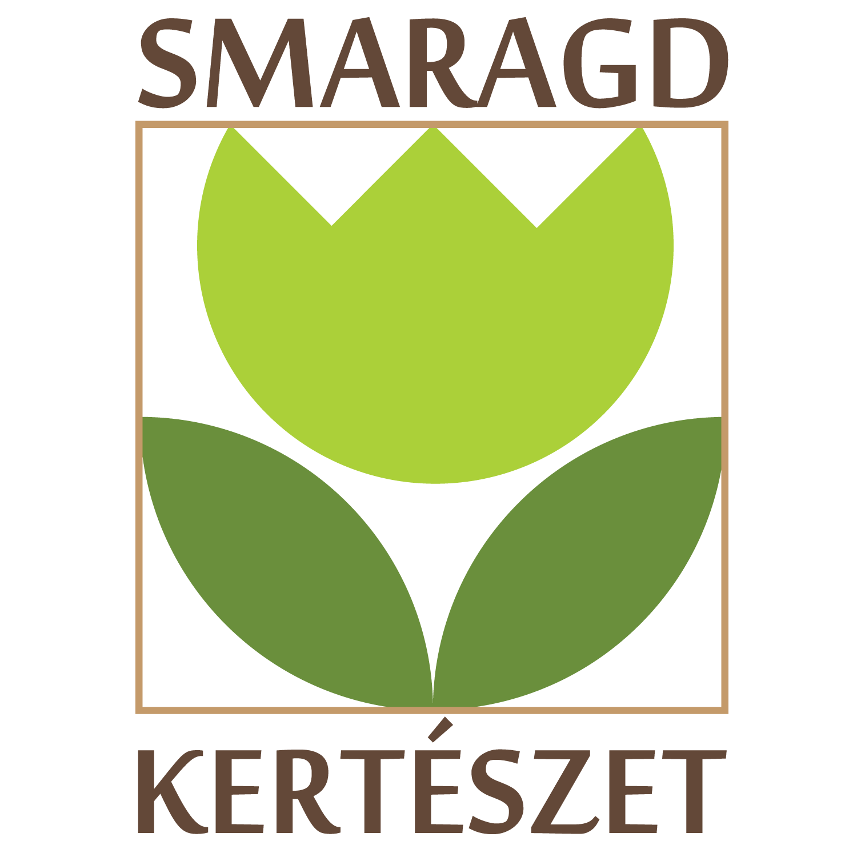 Smaragd Kertészet logó