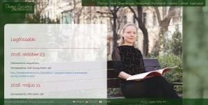 Tihanyi Zsuzsanna honlapja