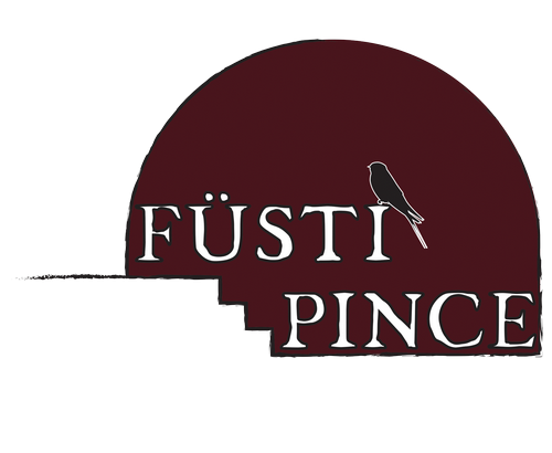 Füsti Pince logó 2.